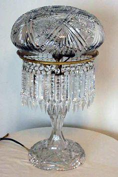 Huge American Brilliant Lamp