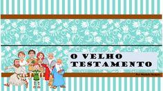 As Tontas Vão Ao Céu: Lapela - Velho Testamento (Seminário/Instituto/Pri...
