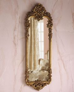 """Sophia"" Dressing Mirror at Horchow. I just ordered this mirror for my bedroom, it's on Sale at Horchow for $199!"