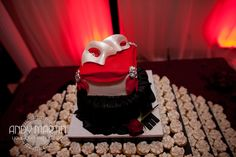 Phantom of The Opera Wedding Cake