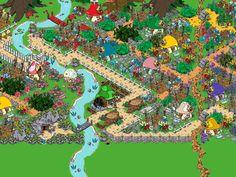 The Smurfs Village 2