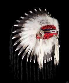 """A non-Native wearing a headdress because it """"looks cool"""" is anything but respectful Whether it's a fashion designer feeling """"inspired"""" by Native culture or a… Native American Ancestry, Native American Headdress, Native American Beauty, Native American Crafts, Native American History, Native American Indians, American War, Native Indian, Native Art"""