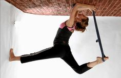 28 best yoga poses with strap images  yoga poses yoga
