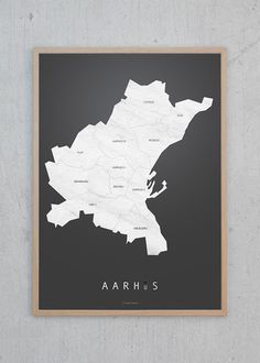 Aarhus - Koksgrå