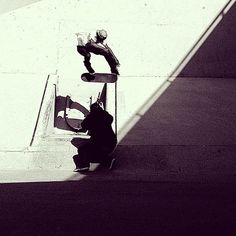 Foto: Flavio Samelo - #skate #skateboarding #skateboard #california #photo #film