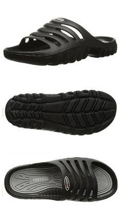 buy popular ab2a8 44c38 Vertico Men s Shower and Pool Slide On Sandal  menssandal Men Shower, Water  Shoes,