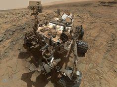 Mars Curiosity Image Gallery | NASA