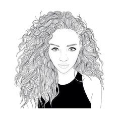 Alexaspizza ❤ liked on Polyvore featuring fillers, drawings, art, sketch, doodles, outlines, magazine and scribble