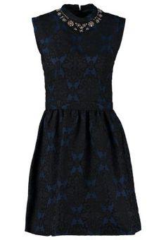 Cocktailklänning - blue