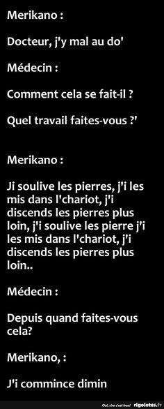 Merikano ... - RIGOLOTES.fr