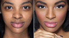 Natural Contouring: HD Makeup Tutorial