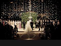 Origami instead of flowers - Decoração de casamento sem flores: veja dicas para compor o ambiente - Dicas - Noivas GNT