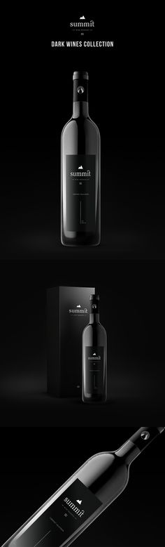 label / Summit Wine Reserve by Laura Pol  #taninotanino #vinosmaximum