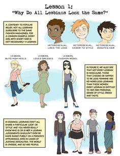 Lesbian 101 by A. Stiffler and K. Copeland