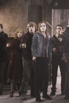 One of my favorite scenes in the Harry Potter movies!
