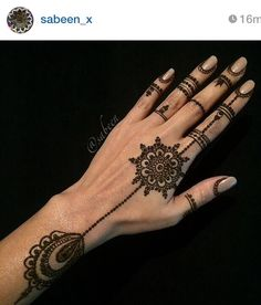 Trending minimal new bridal mehndi design ideas for this wedding season - Lace Glove henna Mehendi, Arte Mehndi, Mehndi Art, Henna Mehndi, Henna Art, Hand Henna, Henna Mandala, Mandala Tattoo, Mehndi Tattoo