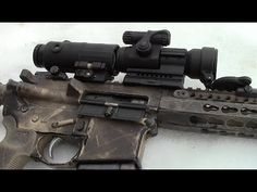AR-15 Accessories: Do's and Don'ts PART 7 - Red Dot + Magnifier Combo - YouTube