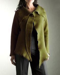 """""""Arch Jacket"""" by Latifa Medjdoub"""