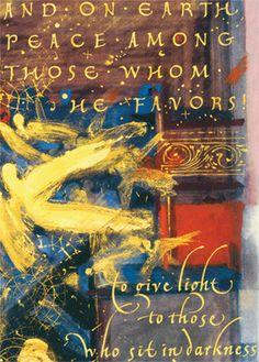 Saint John's Bible - a modern handwritten work of art