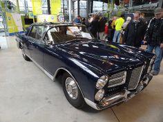 1957 Facel Vega Excellence Sedan