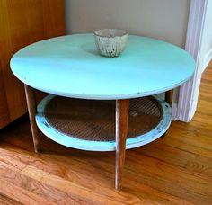 refurbished Coffee table