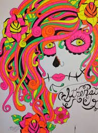 Image result for dia de los muertos sugar skull designs