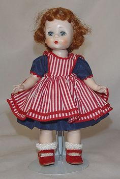 I do love these Madame Alexander dolls.