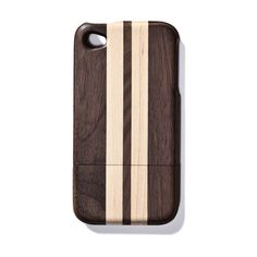 The modern gentleman is making a fashion statement with the technology he utilizes and totes around.  iWürk is introduced by Würkin Stiffs as their natural progression to innovate and stylize tech accessories.  Each cover is precision-machined out of a solid piece of wood, which slides and locks onto your generation 4 iPhone.