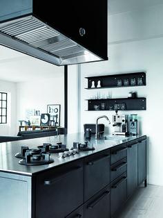 ✿ Black & white Interior design