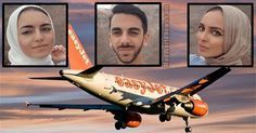 Entitled Muslims Kicked Off Plane When Passenger Spots What They're Hiding