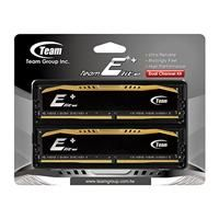 Team Elite Plus 2x4GB DDR4 2400MHz Black DIMM Dual Channel Kit