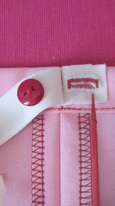 Cómo hacer una pretina con elástico que se ajuste a diferentes tamaño de cintura