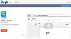 En la nube TIC: Story Builder: creando historias con google