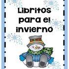 Winter Emergent Books in Spanish