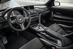 2016 BMW GTS comes with water injection system, 493 horsepower Bmw M4 Gts, Bmw M2, Bmw M4 Interior, 2016 Bmw M4, Bmw Design, Tokyo Motor Show, Bmw 4 Series, Motorcycle Companies, Aircraft Engine