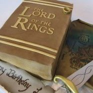 Lord of the Rings, but with Orcrist instead of Sting :)