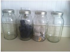 Get Rid of Kitchen Countertop Clutter With 13 Clever Mason Jar Ideas