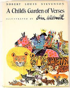 キュリオブックス 【A Child's Garden of Verse】