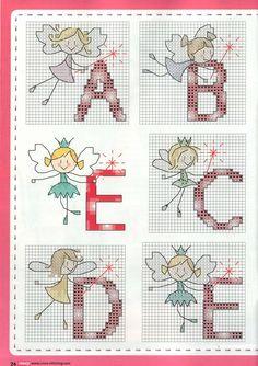 Little Fairies 3/8