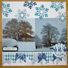 A Scrapjourney: Christmas journal