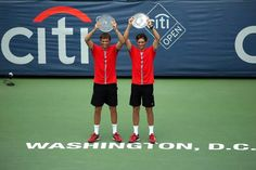 8/9/15 Title #108 for Bryans... Via Tennis24com:   @Bryanbros @Bryanbrothers at @CitiOpen ... AGAIN!