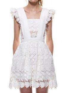 C m white lace dress instagram
