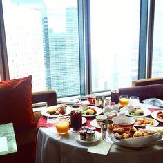 Breakfast #Conrad