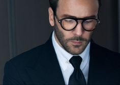 When it comes to Tom Ford, the American designer is not only known for his elegant take on menswear, but his own personal style. Ford is regularly seen in… Tom Ford Glasses, Mens Glasses, Lunette Tom Ford, Tom Ford Eyewear, Men's Eyewear, Eyewear Trends, Saint Laurent, Toms, Most Stylish Men