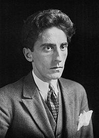 Jean Cocteau b Meurisse 1923.
