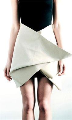 Vladimir Karaleev so much better than the average asymmetrical shorts. #asymmetricalshorts #fashion