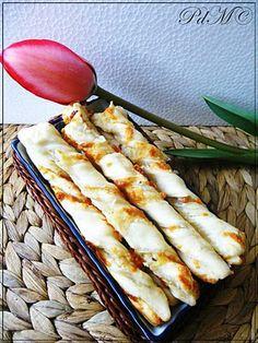 Ricetta Grissini al formaggio con Lievito Madre da Pecorella di Marzapane