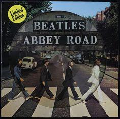 De Beatles-Abbey Road (officiële Limited Edition Picture-Disc LP door Apple Records 1979)  EUR 30.00  Meer informatie