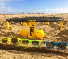 Santa Cruz CA: @cheerssunglasses are the perfect pair of sunglasses for the beach and Spikeball! Yes.. these are the most innovative shades on the market.. Each pair comes with its very own patented built in bottle-opener! Make the right choice and be the envy of others at the beach by getting your pair today! #cheerssunglasses #cheers #drinkinthesun #Spikeball #santacruzspikeball #beach #sand #santacruz #twinlakesbeach #jointhemovement #sunglasses #shades #bottleopener #cool #stylish…