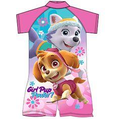 Girls Paw Patrol UV Sun Suit